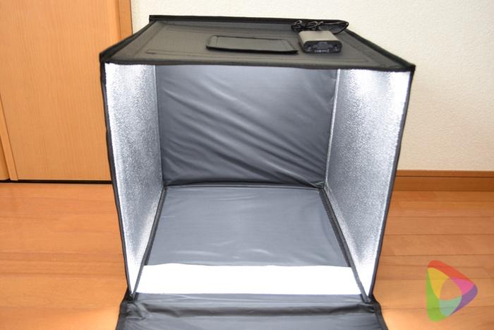 サンワダイレクトの撮影キット「200-dg015」の反射板