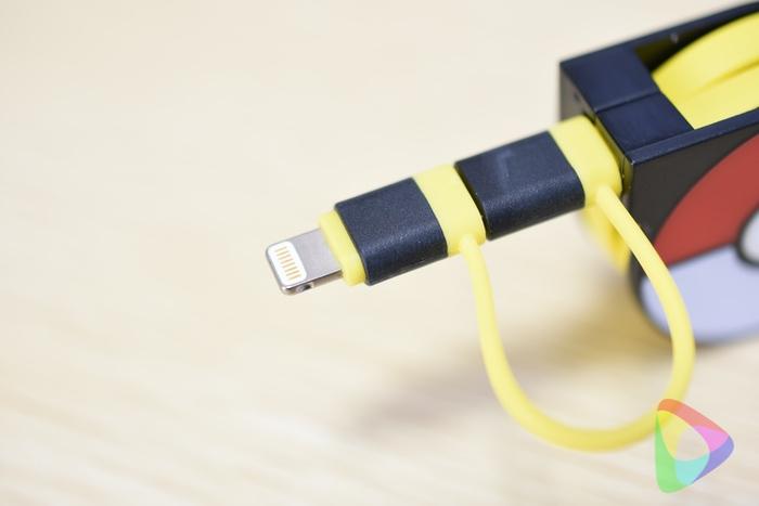 巻き取り式 充電ケーブル CHE-245