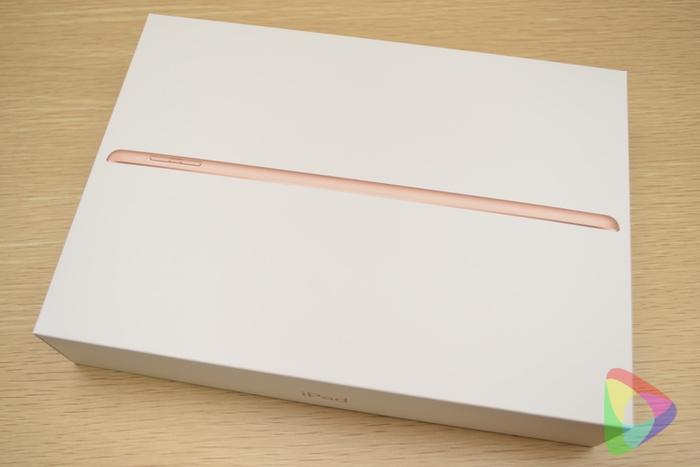 ipad6(第六世代)の箱