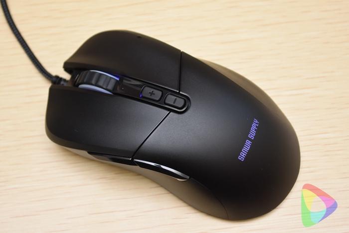 ゲーミングマウス「400-MA112」