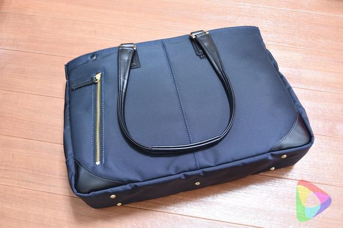 サンワダイレクト日本製トートビジネスバッグ