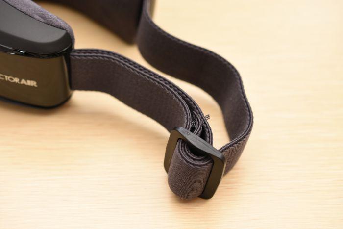 3D アイマジック Sの装着可能な頭のサイズ