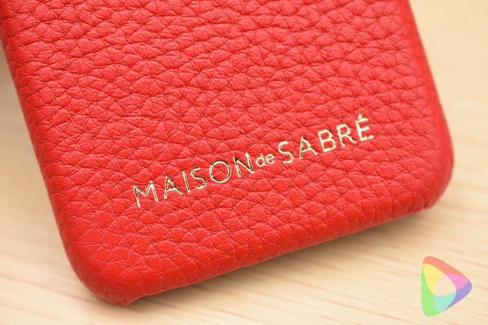 メゾン・ド・サブレ「MAISON de SABRE」スマホケース