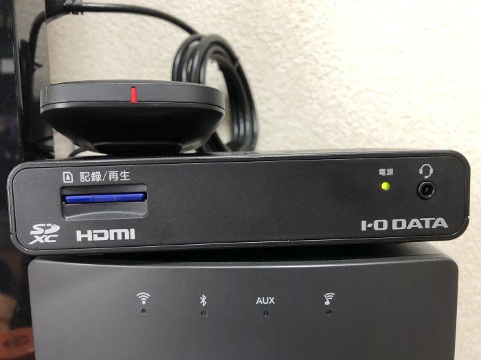 GV-HDRECのセッティング方法
