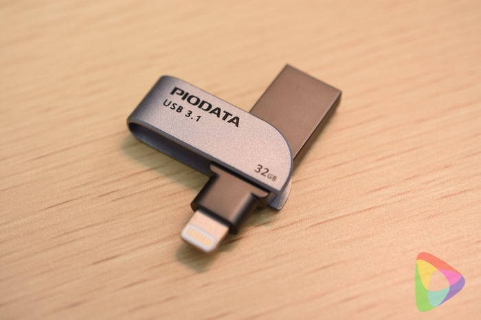 USBメモリ「600-IPL32GX3」