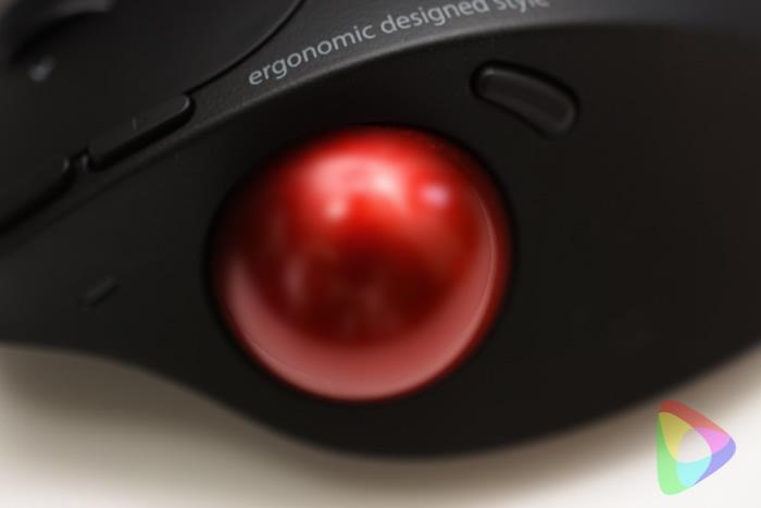 ワイヤレストラックボールマウス400-MATB155