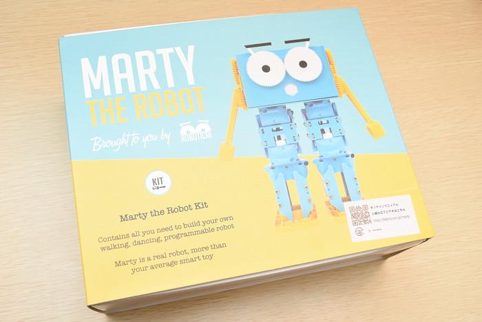 マーティ Marty the Robot