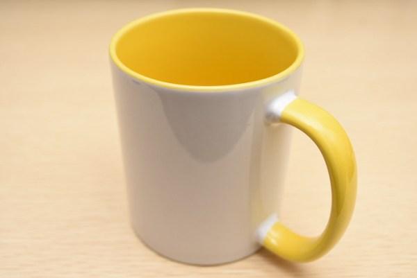 ラクスルノベルティ我妻善逸マグカップ