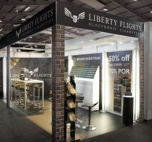 <span>Liberty Flights Exhibition Stand</span><i>→</i>