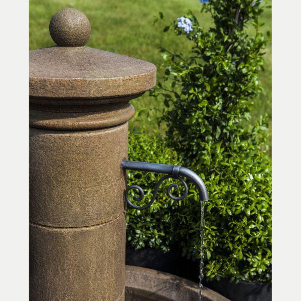 Avignon Large Outdoor Water Fountain Spigot Kinsey