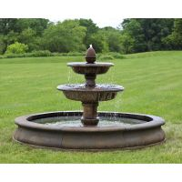 Beaufort Commercial Extra Large Water Fountain Kinsey ...