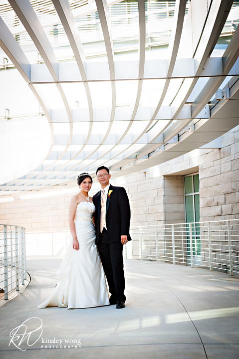 Wedding At San Jose City Hall Rotunda Kinsley Wong