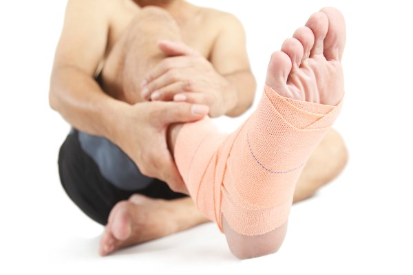Here's what to do when you're injured and can't train.