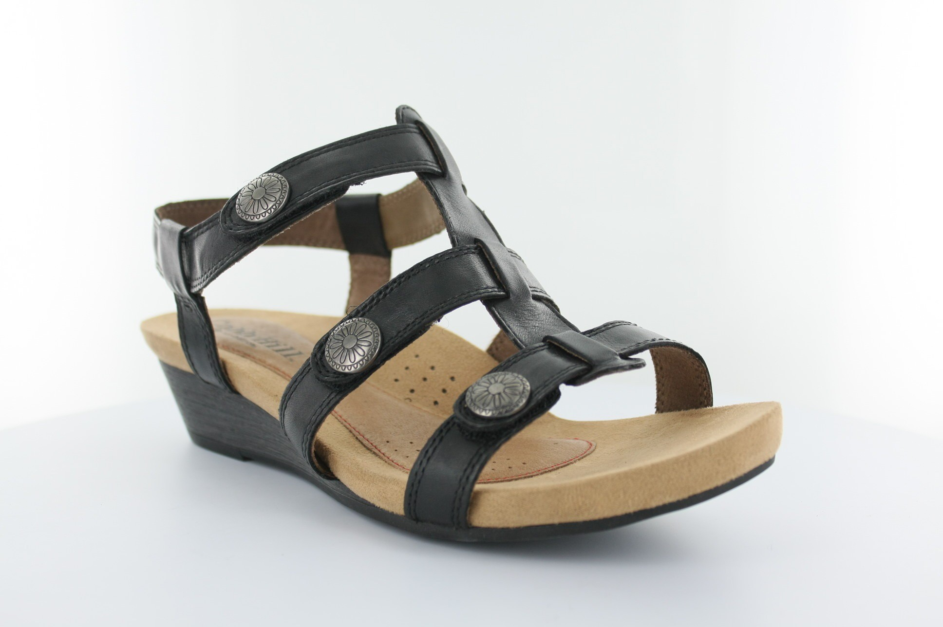 Comfortable Casual Supportive Sandals Kintec Footwear