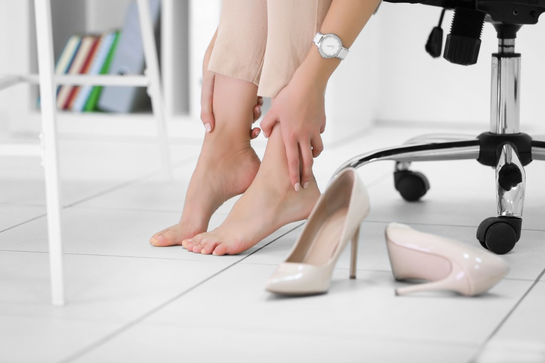 High Heel Foot Pain