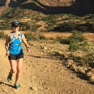 Abbotsford Trail Running Clininc Instructor Wendy Enns