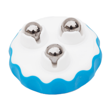 Addaday Marble Roller This tool is great to massage out knots in neck, quads, shoulders and arms.