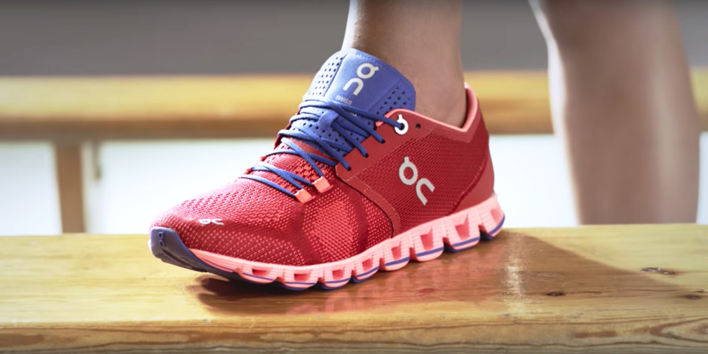 Here's our review of the On Running Cloud X - running remixed.