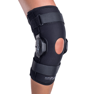 Donjoy Deluxe Hinged Brace