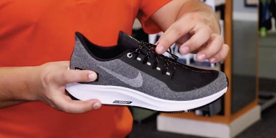Nike Pegasus 35 Shield Review | Kintec