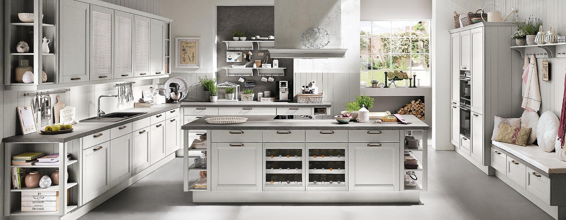 Nobilia Castello Trendy Stylish Kitchens Designs With