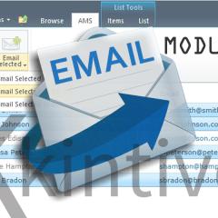 Kintivo eMail Module - SharePoint