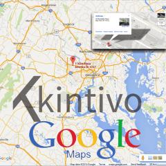 Kintivo Google Maps Web Part - Microsoft SharePoint