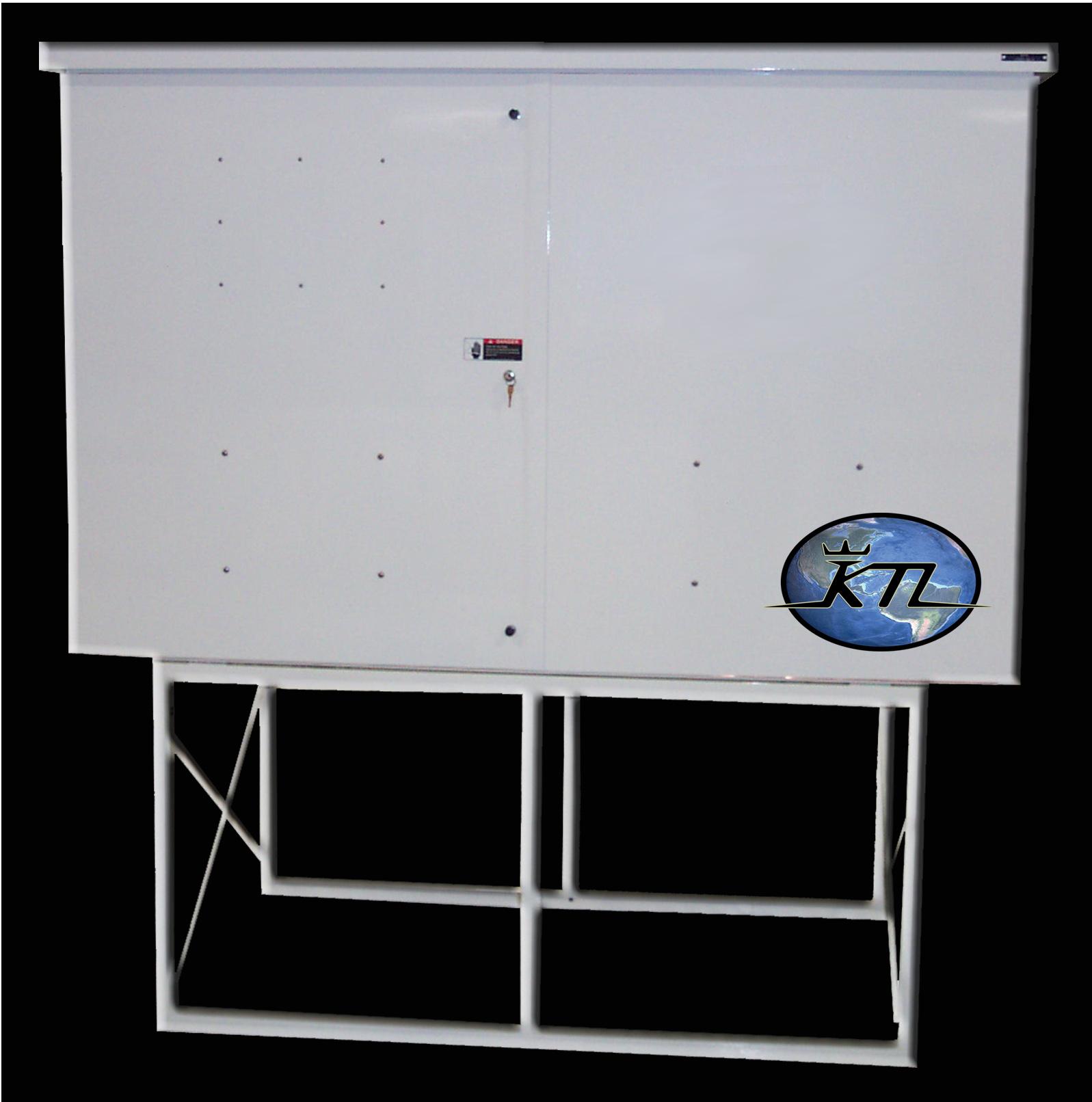 Antenna Tuning Unit ATU Aluminum Cabinet Stand