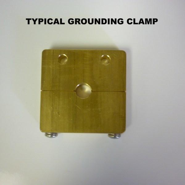 Grounding Clamp (CBGC-114)