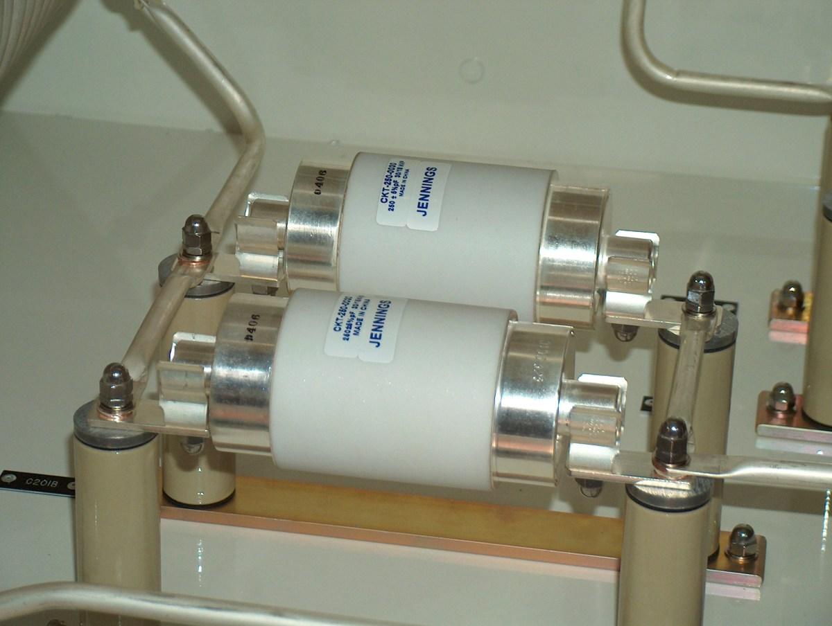 CKT-MA Mounted Fixed RF Capacitors