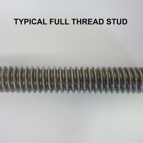 Full Thread Stud