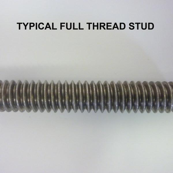 Full Thread Stud