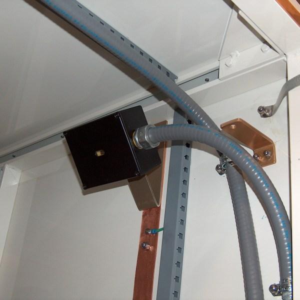 UV Arc Detector