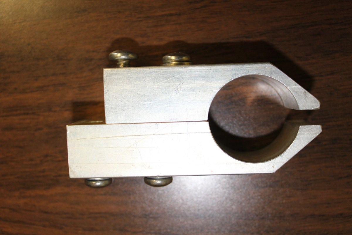 200 Amp Inductor Clip L-200CLIP-P