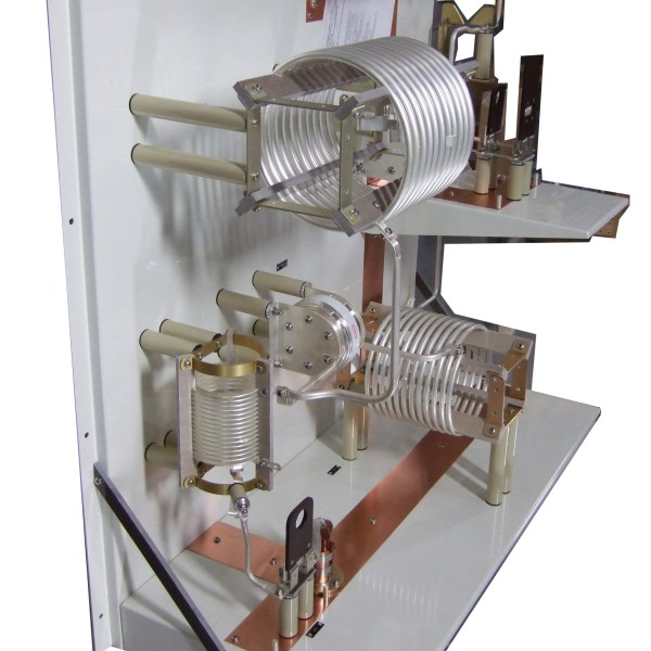 Open Panel Antenna Tuning Unit