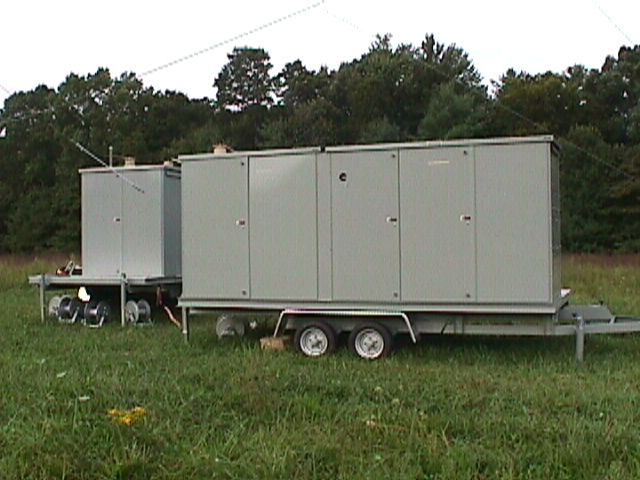 Mobile Broadcast System