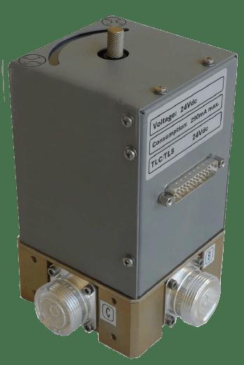 CS-716DIN coax switch