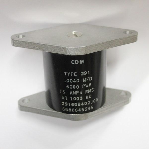 29160B402J02 Mica Capacitor