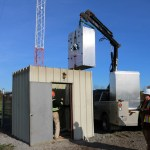 CJMR-CJYE: Lowering cabinets into ATU Buildings