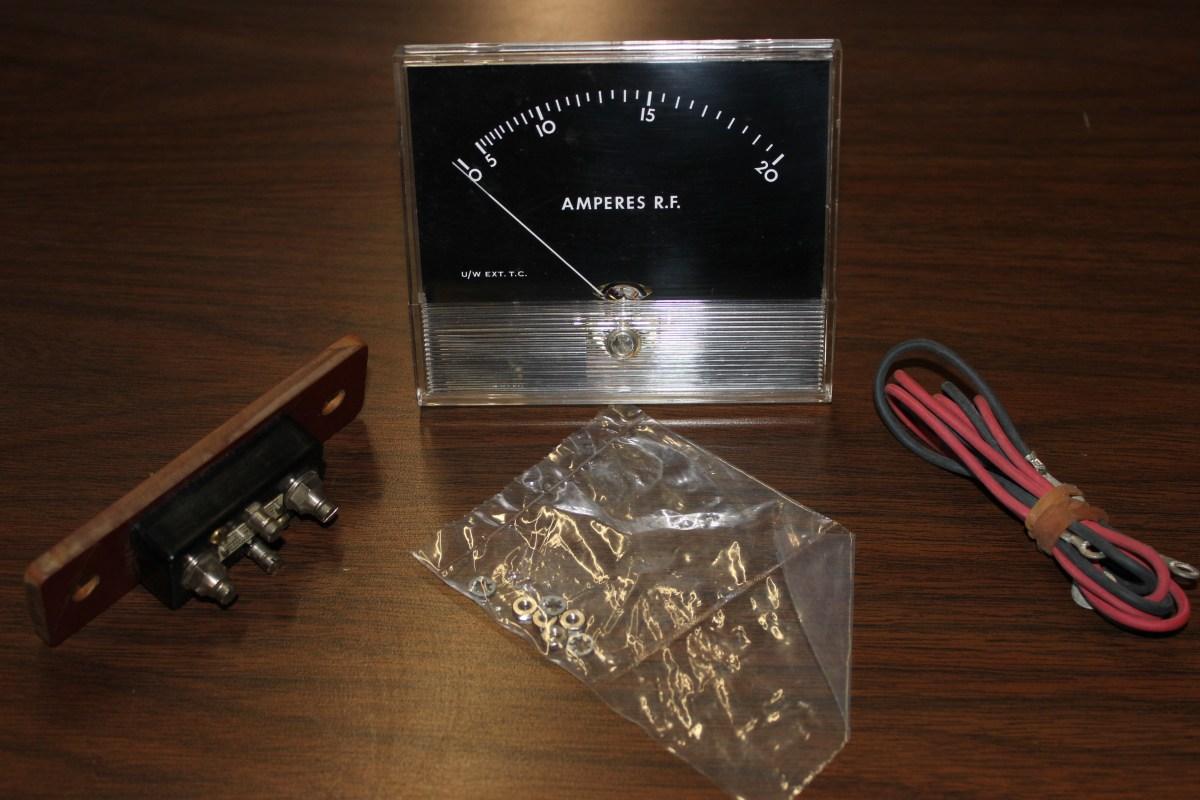 Weston Model 1941 DC ma Meter