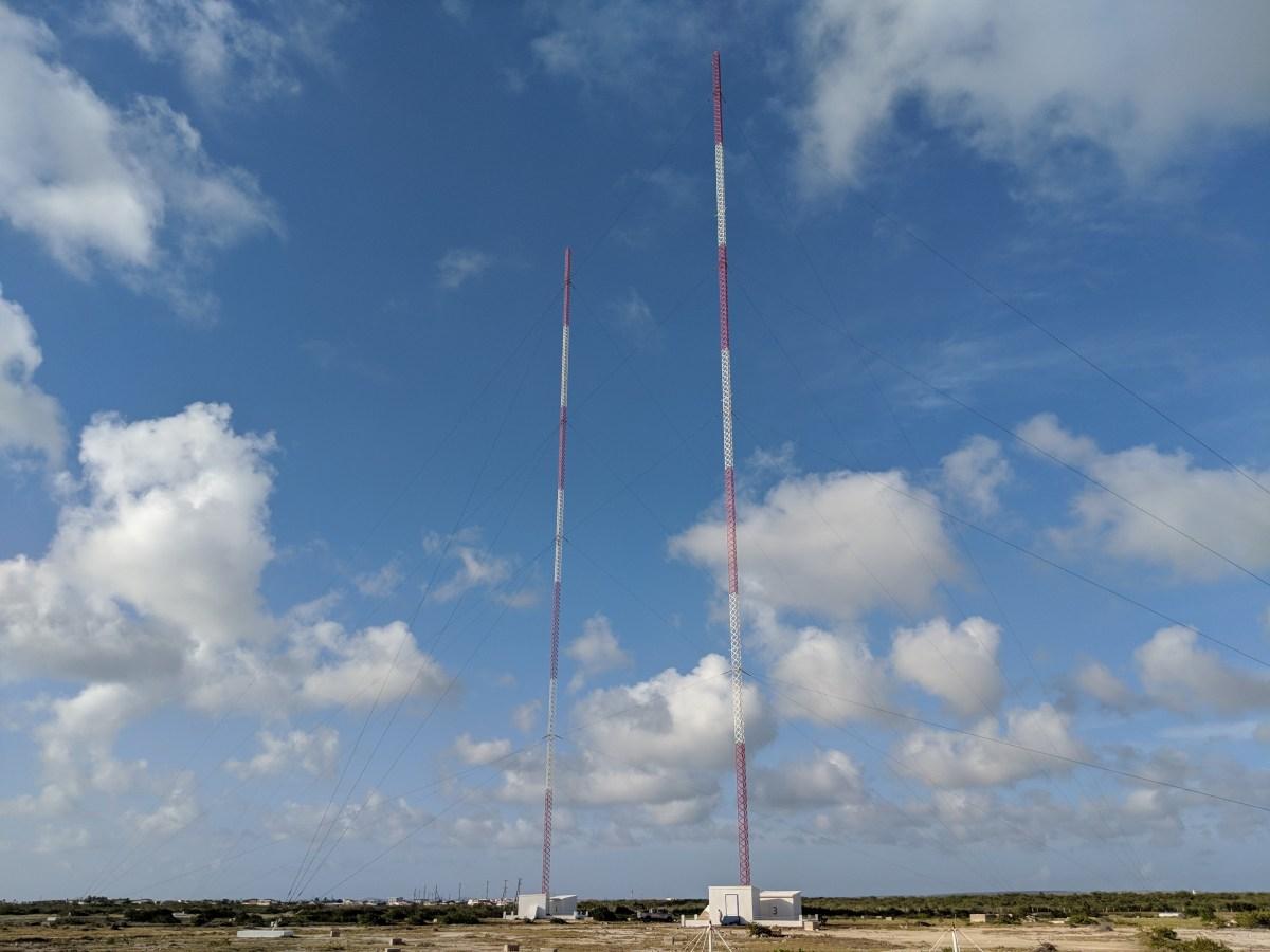 TWR Bonaire Transmitter Site