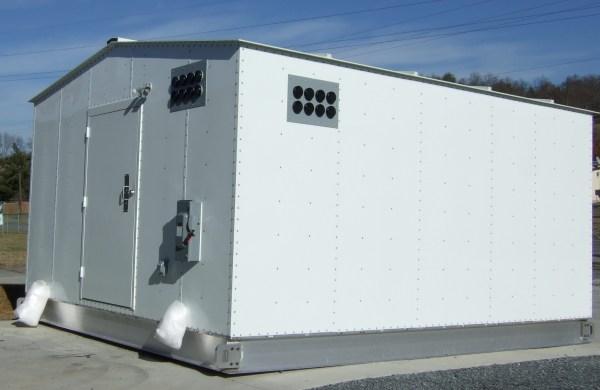Aluminum Prefab Building
