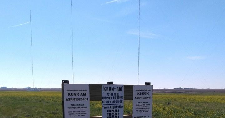 KRVN KUVR Nebraska Rural Radio Diplexer