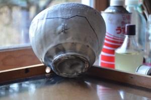 Blistered glaze kintsugi repair (5)