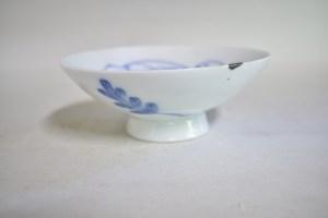 Traditional kintsugi, Meiji period silver repair