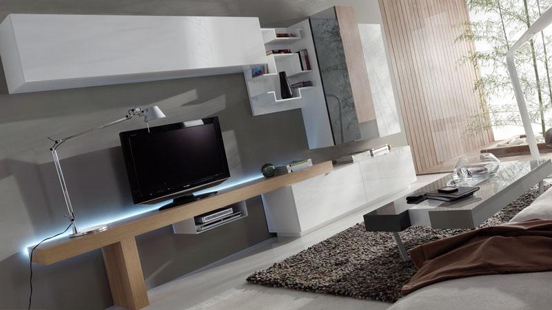 Mueble de saln modular OSLO  Kiona Salamanca  Tienda de