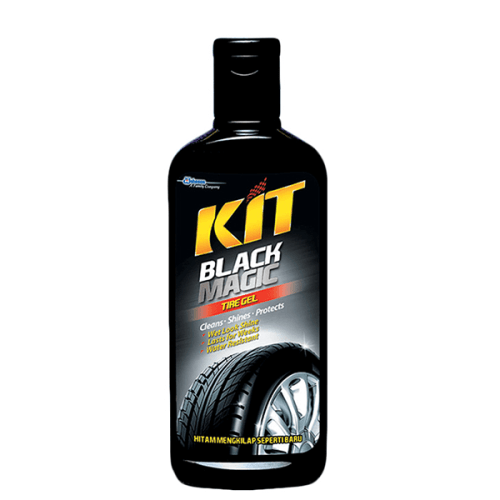 Kit Black Magic Tire Gel 300ml