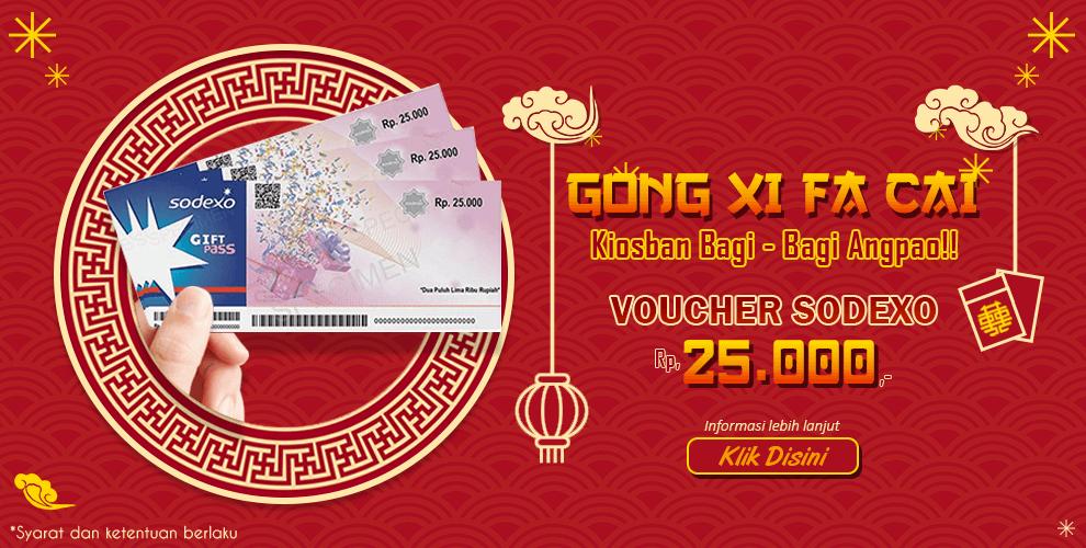 Gong Xi Fa Cai Gratis Voucher Sodexo