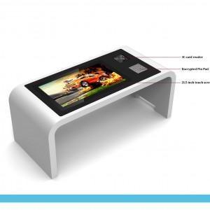 Touch Screen Kiosk Desk  Kiosk Manufacturer