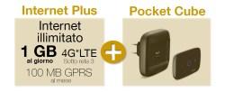 Offerta H3G Internet plus
